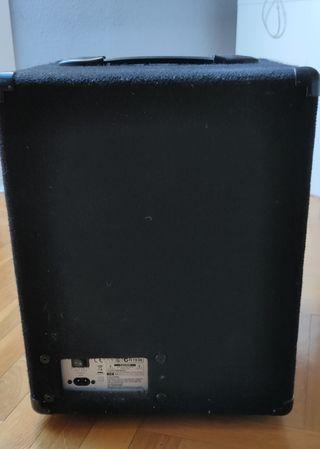 Amplificador de bajo, combo Warwick BC20