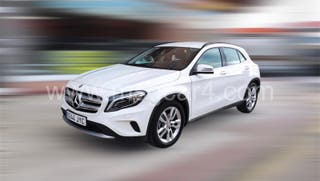 Mercedes-Benz GLA 200 cdi 2017