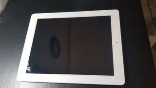 iPad 4 de retina, funda adaptable y cargador