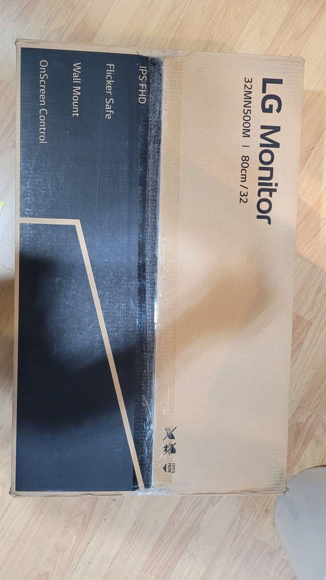 "Monitor LG 32"" 32MN500M"
