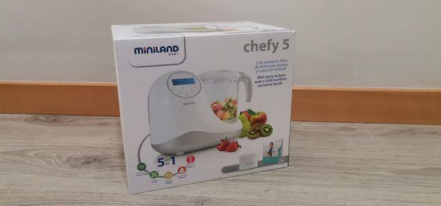 Miniland Chefy 5 Robot cocina NUEVO