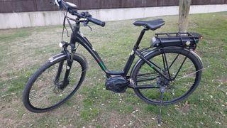 E-bike urbana Thompson Advance Lady. Talla M.