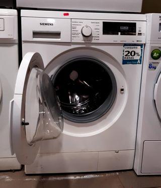 lavadora SIEMENS 8kg