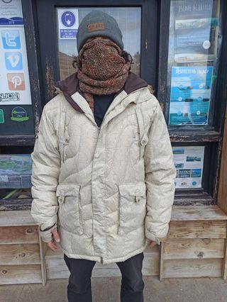 chaqueta para la nieve