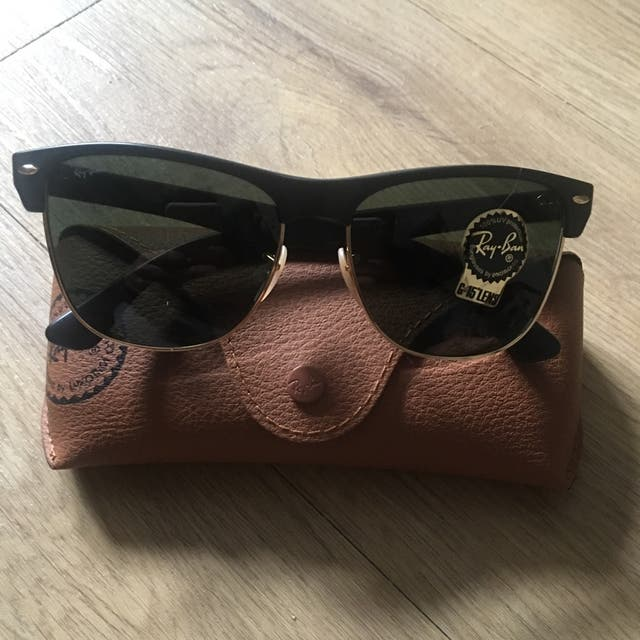 Gafas Ray Ban Clubmaster Oversized