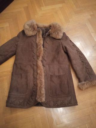 abrigo mujer