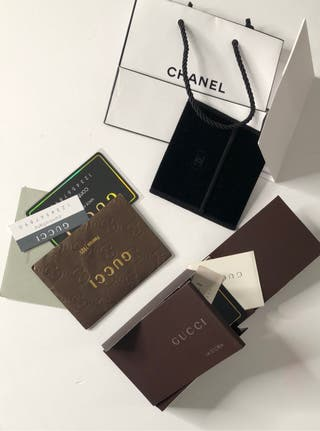 Pack Gucci y Chanel