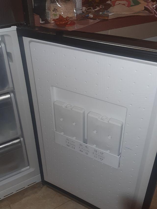 frigorífico Siemens no frost