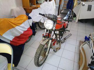 Benelli 500,350 parte ciclo