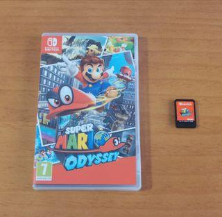 Super Mario Odyssey ( Switch )