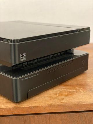 Impresora multifuncion láser Samsung scx 4500