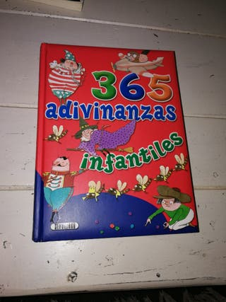 Libro 365 adivinanzas infantiles
