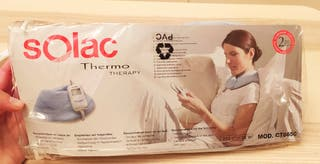 Manta eléctrica Solac Therapy