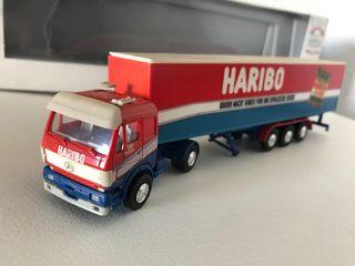 Precioso camión trailer MERCEDES Haribo Albedo