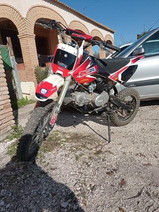 pit bike 140 roan