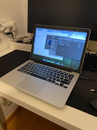 MacBook Pro 13 RETINA 2560x1600 batería nueva