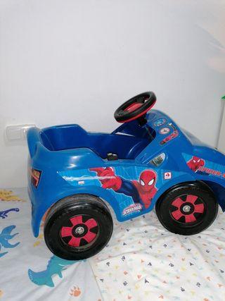 coche eletrico infantil con batería recargable