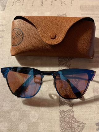 Gafas de sol efecto cristal