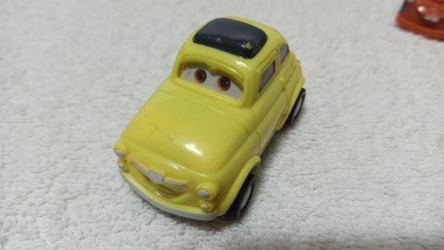 14 Vehículos película Cars