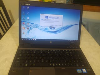 Portatil HP probook i3,4ram,500gb,Panel 15.6,Win10