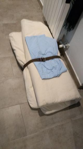 Futón tatami enrollable portátil