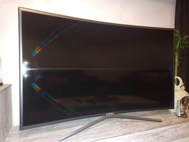TV 49 pulgadas curvo Samsung