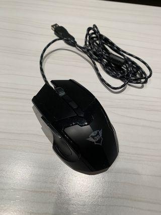 Ratón gaming 5 botones