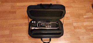 Funda maleta para trompeta