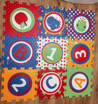 Puzzle alfombra bebé Imaginarium