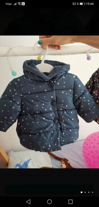 abrigos bebé