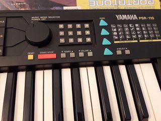 Organo Yamaha PSR-110