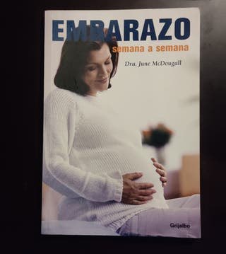 Diario semanal del Embarazo Ed. Grijalbo