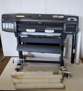 Plotter HP designjet 1050 c plus