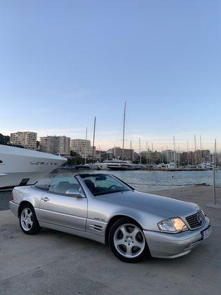 Mercedes-Benz SL 320 Final Edition