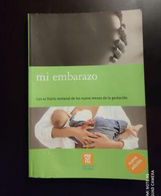 Diario semanal de embarazo editado por Prenatal