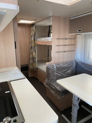 Caravana Adria Aviva Aviva 563 PT 2020