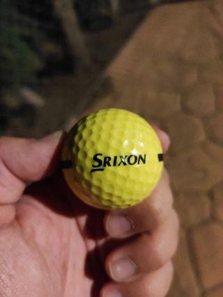 Bolas de golf usadas marca SRIXON