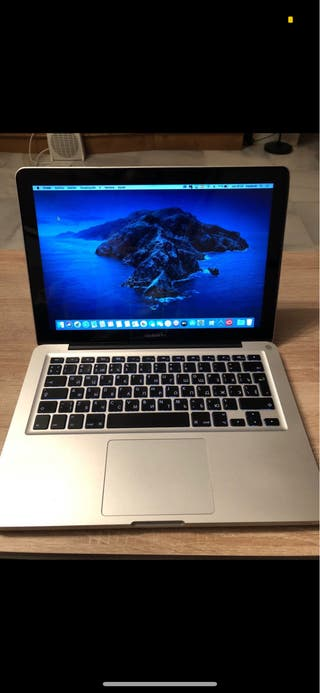 MacBook Pro i7 doble núcleo/2,9Ghz