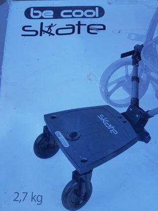 Urge vender patin de cochecito y skate