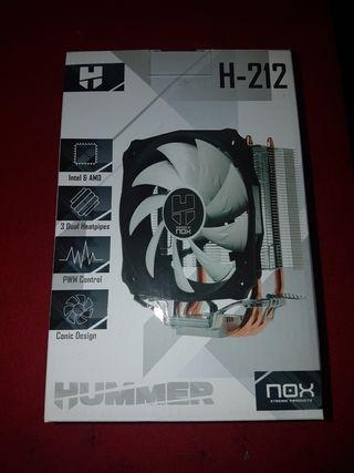 Ventilador CPU Nox H-212