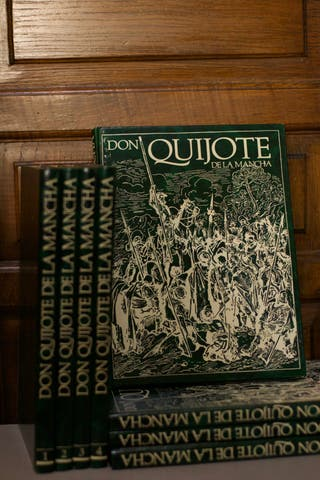 Comic DON QUIJOTE DE LA MANCHA