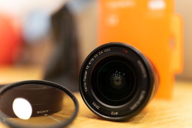 Sony 16-35 f4