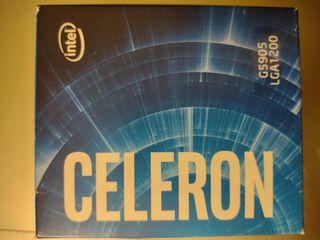 procesador Intel Celeron G5905
