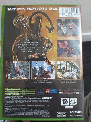 spiderman 2 movie video game