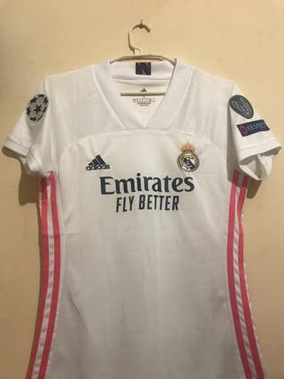 Camiseta Real Madrid 2020/2021