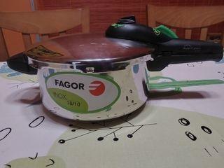Olla express Fagor. Para estrenar