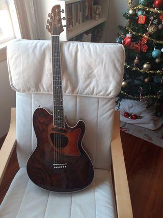 Guitarra electroacústica Ibanez Talman TCM50