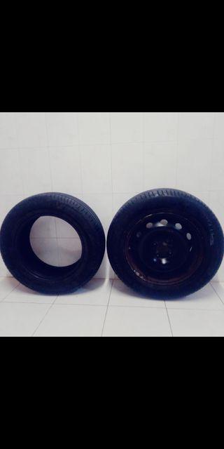 ruedas Michelin buen estado195/65/R15