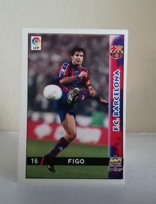 FIGO #16 F. C. BARCELONA FICHAS LIGA 98/99