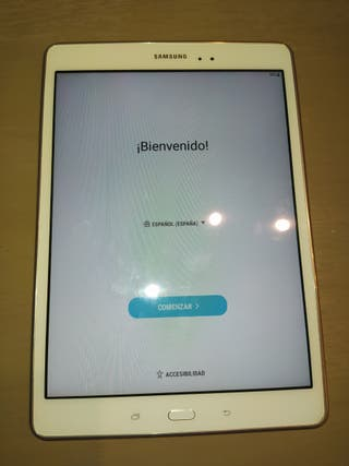 "Galaxy Tab A (2015) 9,7"" 16GB - WiFi"
